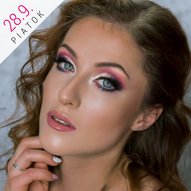 28.09.2018  KURZ Extreme Glam Make-Up