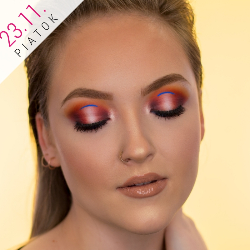 23.11.2018 KURZ Extreme Glam Make-up