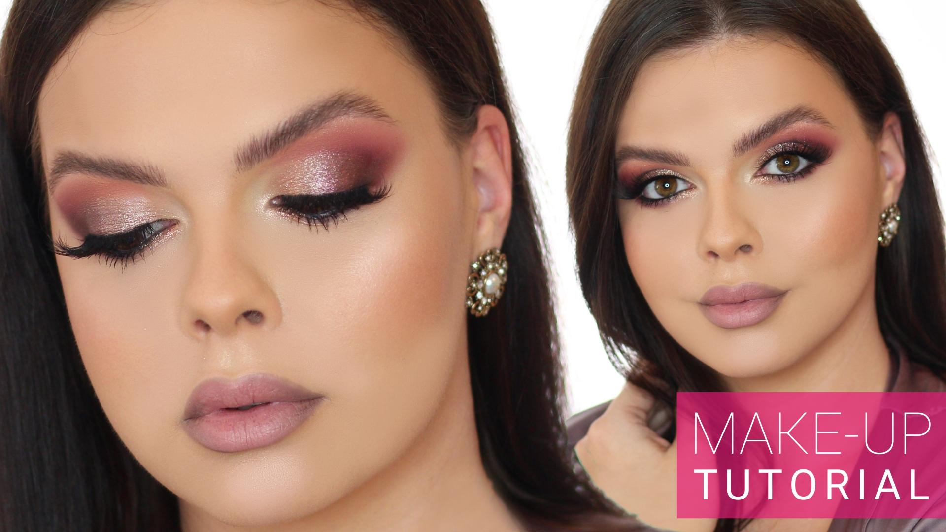 Full Face Glam | Make-up Tutorial