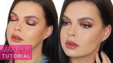 Soft Glam Make-up | Make-up Tutorial