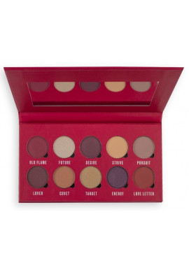 Makeup Obsession Eyeshadow Palette Be Passionate About