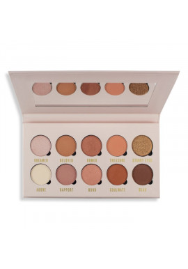 Makeup Obsession Eyeshadow Palette Be In Love With