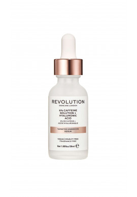 Revolution Skincare Serum - Targeted Under Eye Serum -5% Caffeine + Hyaluronic Acid
