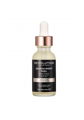 Revolution Skincare Serum - Gentle Night Peeling Serum – Quinoa Night Peel