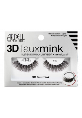 Ardell Faux Mink 3D Lashes 860 (70483)