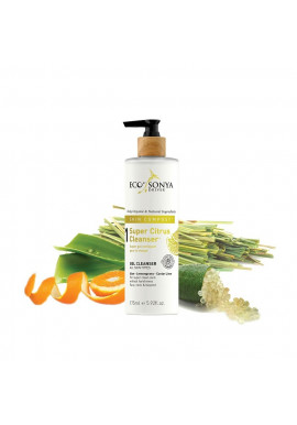 Eco By Sonya Super Citrus Cleanser 175ml 1