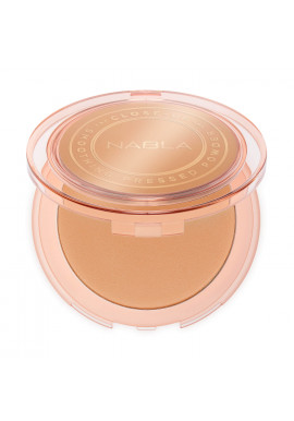 Nabla Close-Up Smoothing Pressed Powder - Dark