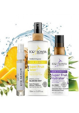 Combo Eco By Sonya & Soma Botanicals Perfect Face II.
