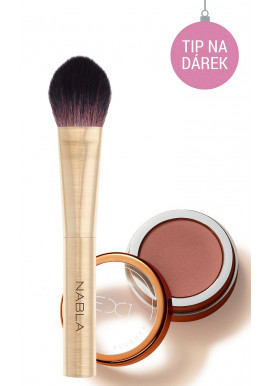Combo EX1 Blusher + Nabla Bonne Mine Brush