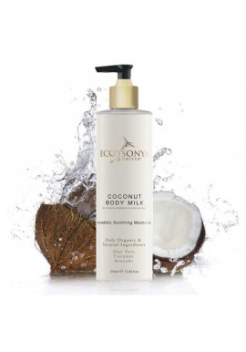 Eco By Sonya Coconut Body Milk 375 ml