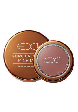 EX1 Pure Crushed Mineral Foundation + Blusher