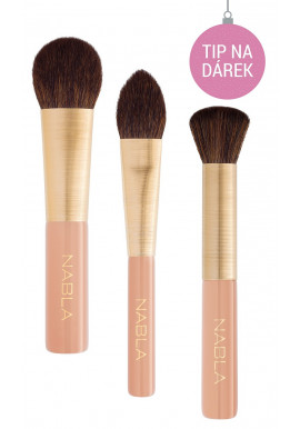 Nabla Combo Face Brushes I.