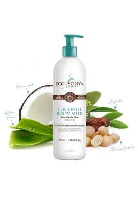 Eco By Sonya Coconut Body Milk
