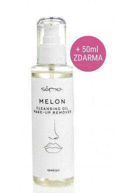 Soma Botanicals Melon Make-up Remover 150ml