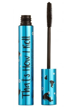 BarryM Mascara That's How I Roll Waterproof open