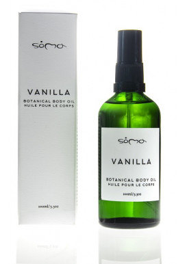Soma Botanicals Body Oil Vanilla 100ml