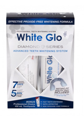White Glo Diamond Series Whitening System