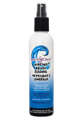 BeautySoClean™ WIPEOUT BRUSH CLEANER 250ml