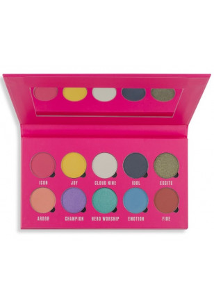Makeup Obsession Eyeshadow Palette Be Crazy About