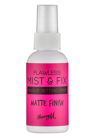 BarryM Setting Spray Mist & Fix Matte Finish