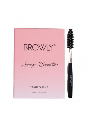 Browly Soap Booster – Transparent 15g