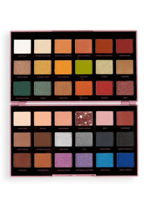 Makeup Revolution X Petra XOXO Eyeshadow Palette 28,8g
