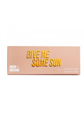 Makeup Obsession Palette Give Me Some Sun