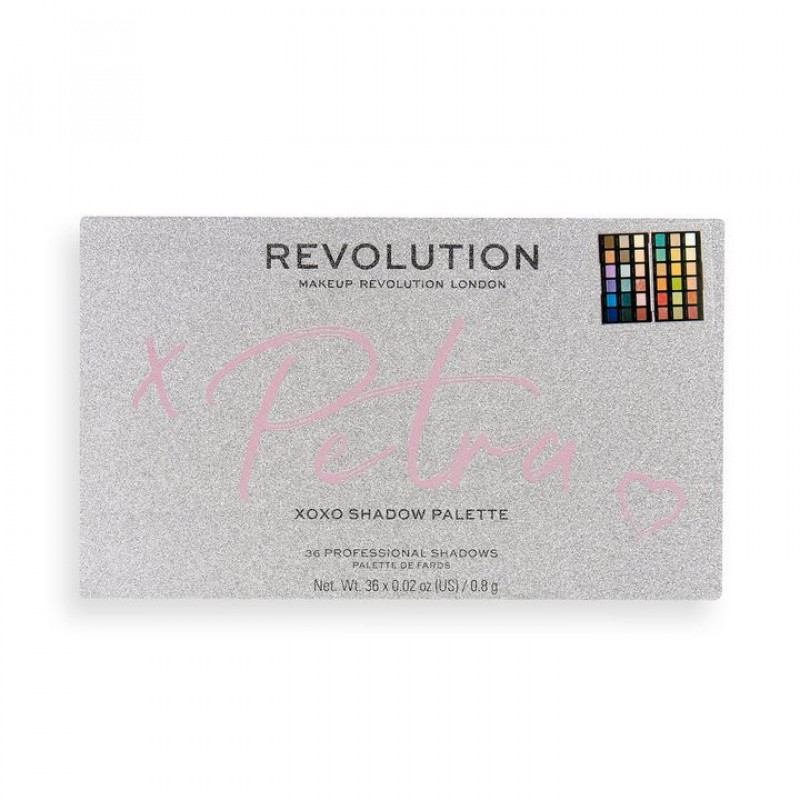 Makeup Revolution X Petra XOXO Eyeshadow Palette