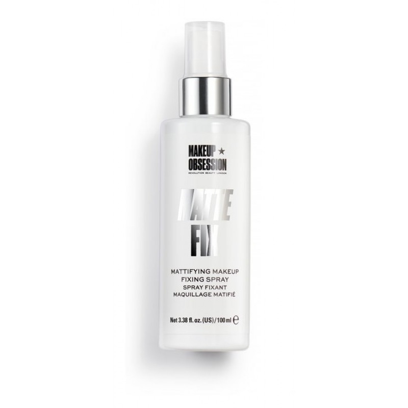 Makeup Obsession Fixing Spray Matte Fix Make-up 100ml