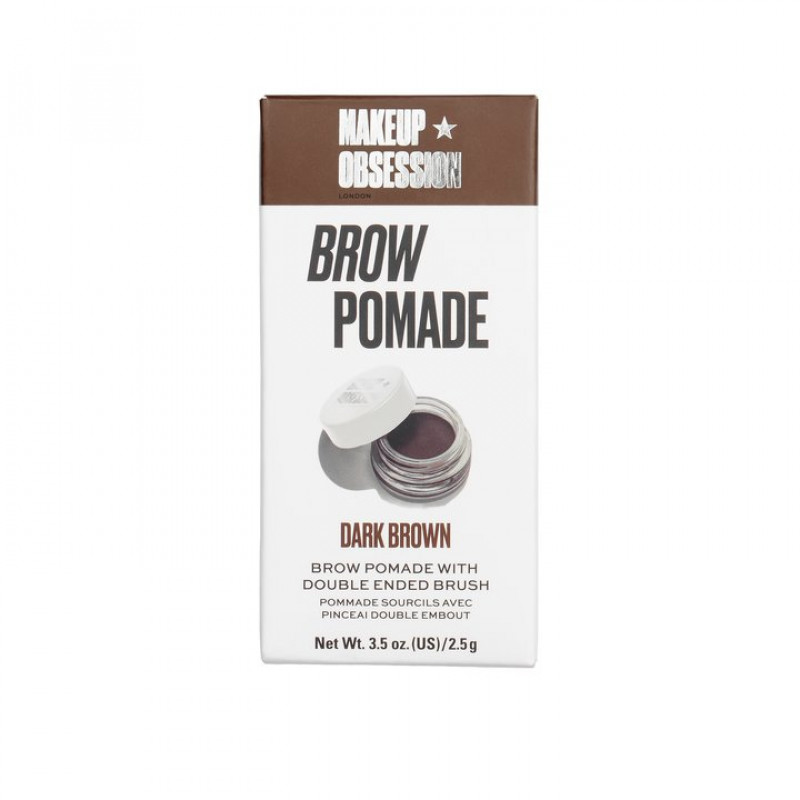 Makeup Obsession Brow Pomade-DARK BROWN