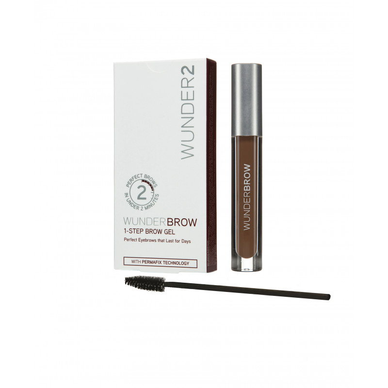 Wunder2 - WUNDERBROW Eyebrow Gel-AUBURN