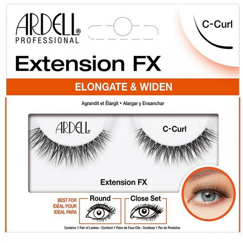 Ardell Extension FX – C Curl (68691)