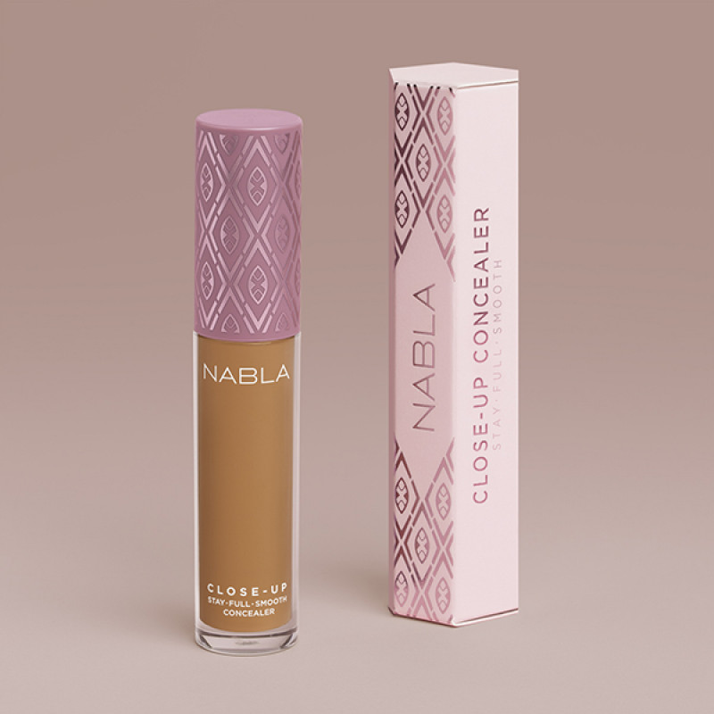 NABLA Close-up Concealer -WARM HONEY 06