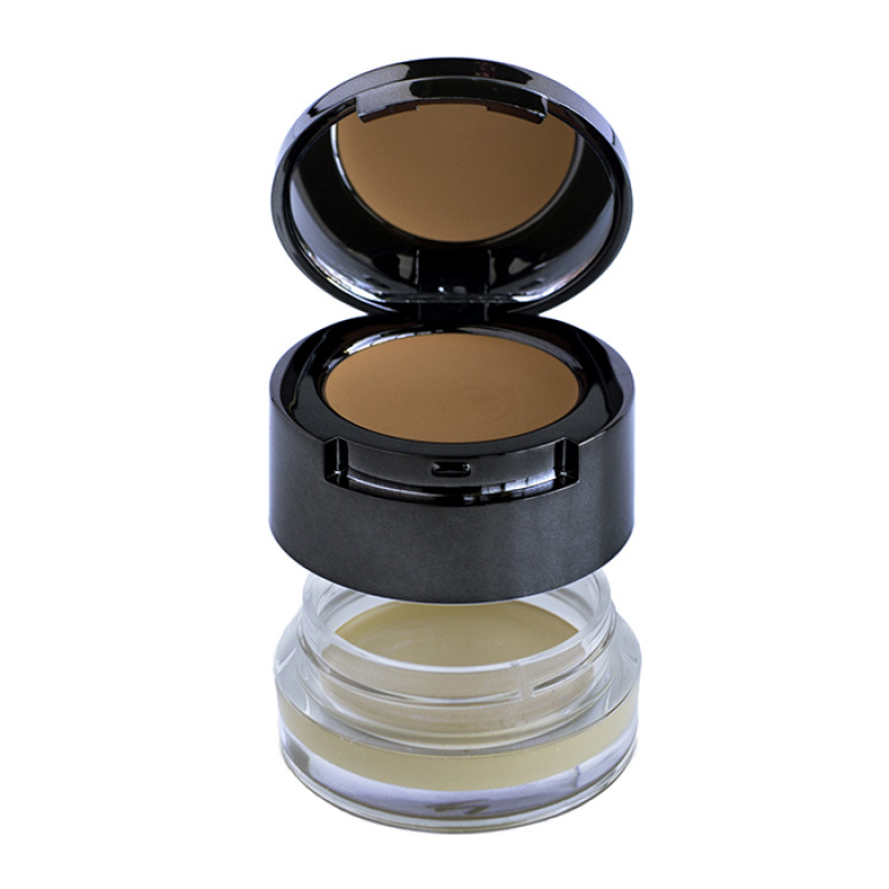 Bodyography COVER & CORRECT Under Eye Concealer Duo-DARK