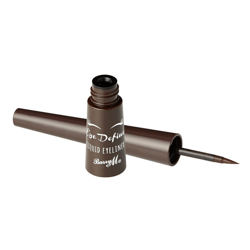 BarryM Eye Define Liquid Eyeliner -Cocoa Brown