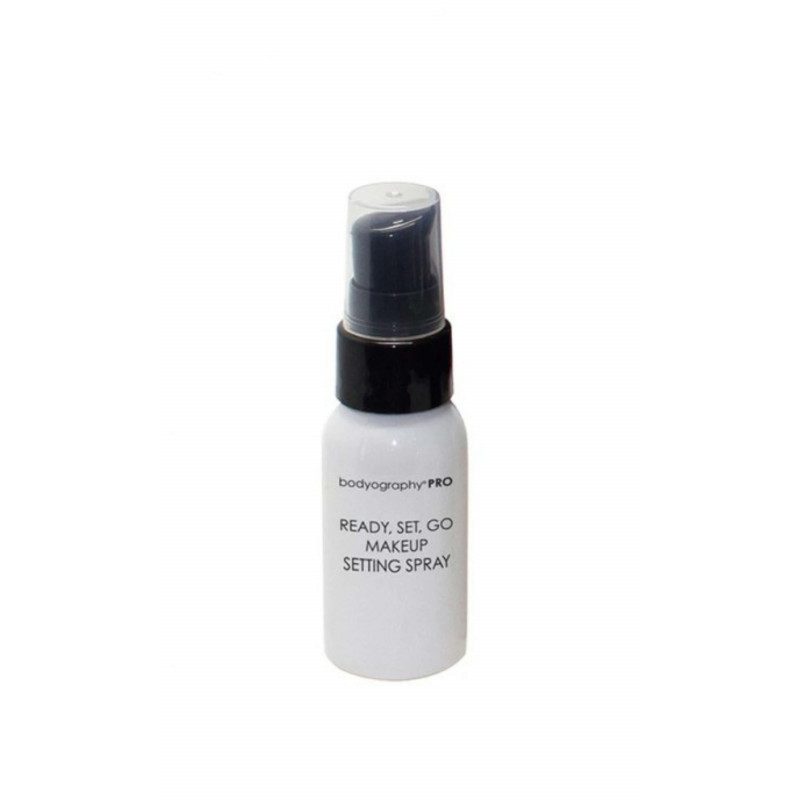 Bodyography READY, SET, GO SETTING SPRAY 30 ml