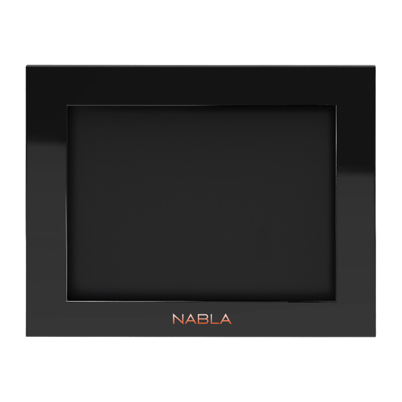 NABLA Liberty Twelve  Customizable Palette - Black