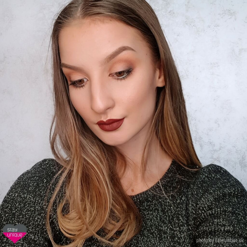 MakeupAddiction Eyeshadow Palette SMOKED OUT look Stayunique 3