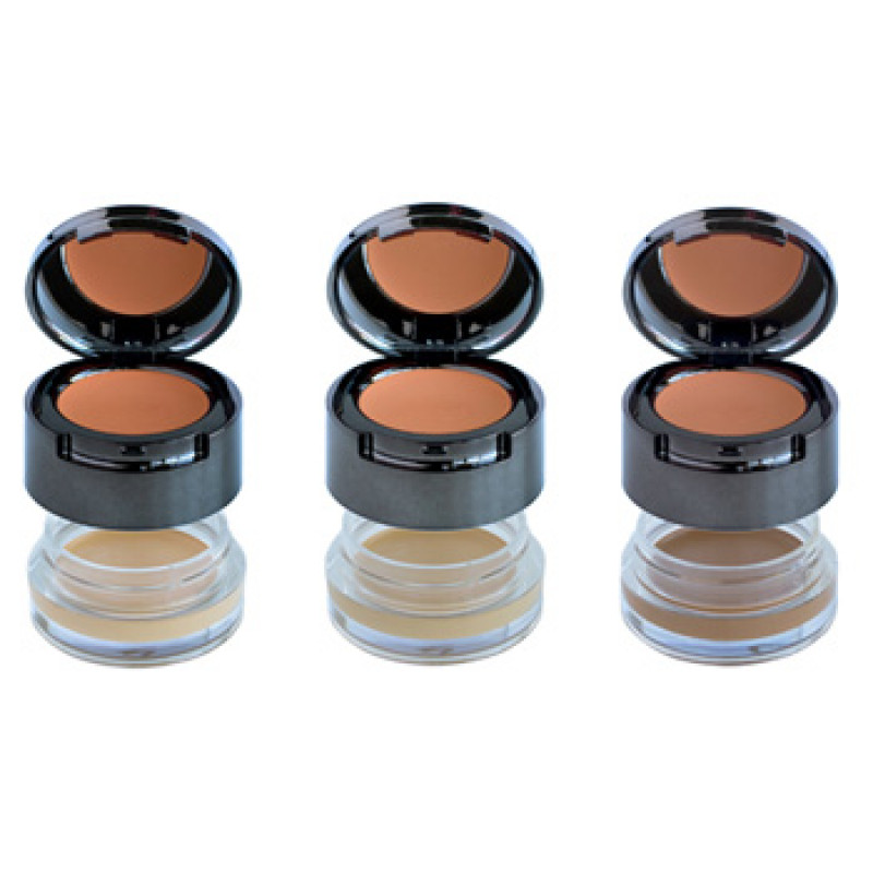 Bodyography COVER & CORRECT Under Eye Concealer Duo-LIGHT