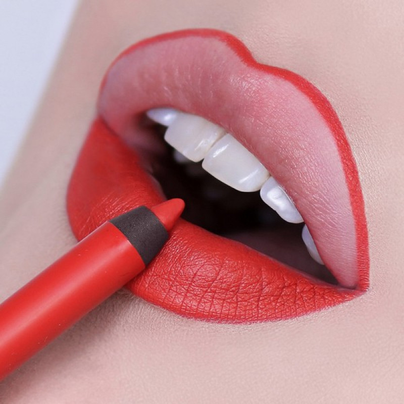 NABLA Velvetline Lip Pencil-RED LANTERN