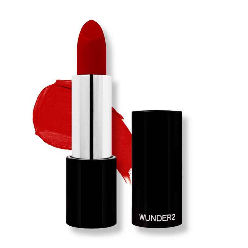 Wunder2 Lipstick Must Have Matte-Gimme Red