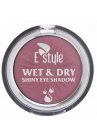 E Style WET & DRY EYE SHADOW MONO-09 FLIRT