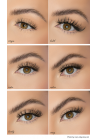 PLH Beauty Lashes swatches